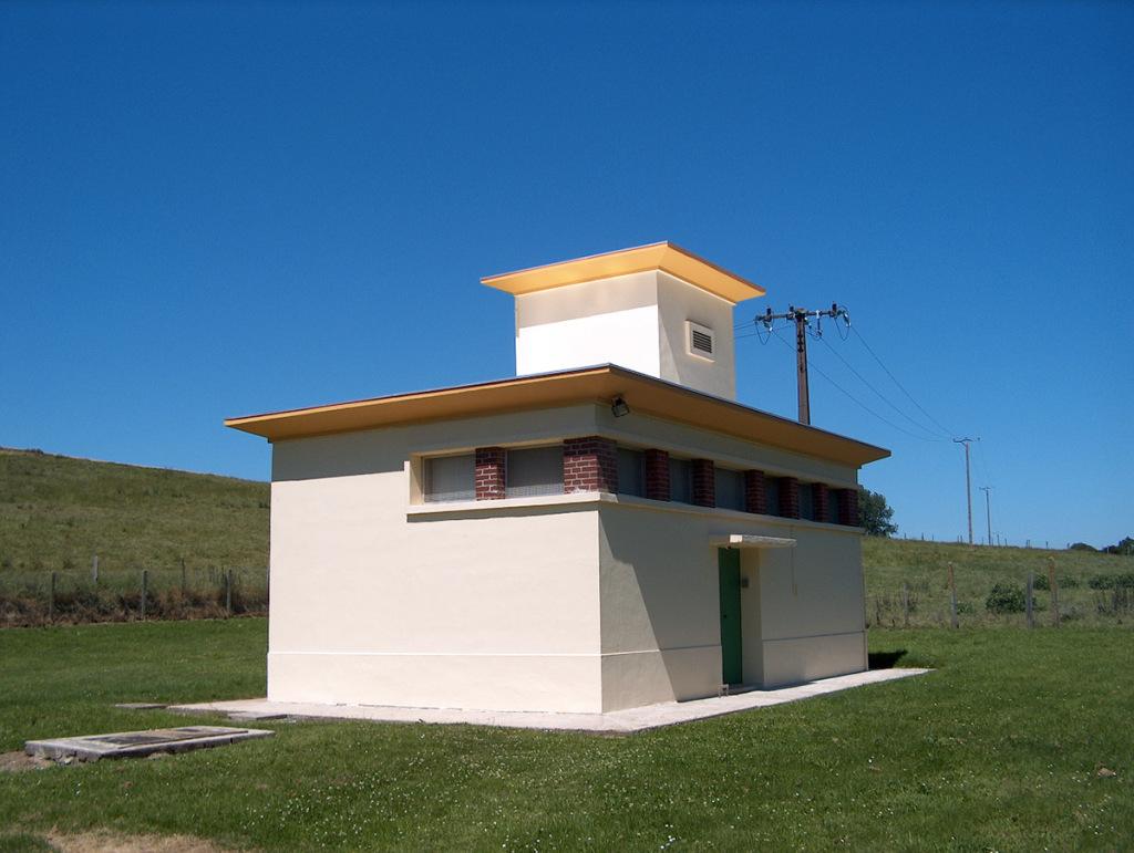 Station pompage Bouffers