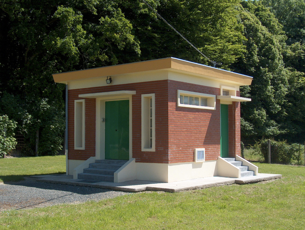 Station pompage Yvrencheux